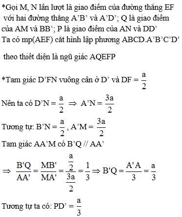 Giải bài 2 trang 99 sgk Hình học 12 | Để học tốt Toán 12