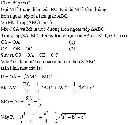 Giải bài 3 trang 51 sgk Hình học 12 | Để học tốt Toán 12