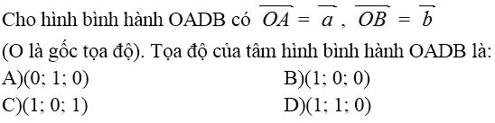 Giải bài 3 trang 94 sgk Hình học 12 | Để học tốt Toán 12