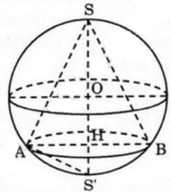 Giải bài 3 trang 99 sgk Hình học 12 | Để học tốt Toán 12