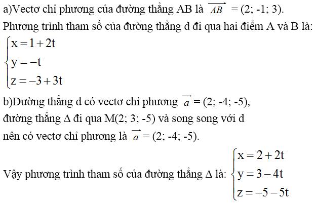 Giải bài 4 trang 92 sgk Hình học 12 | Để học tốt Toán 12