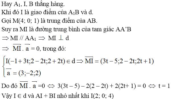Giải bài 4 trang 99 sgk Hình học 12 | Để học tốt Toán 12