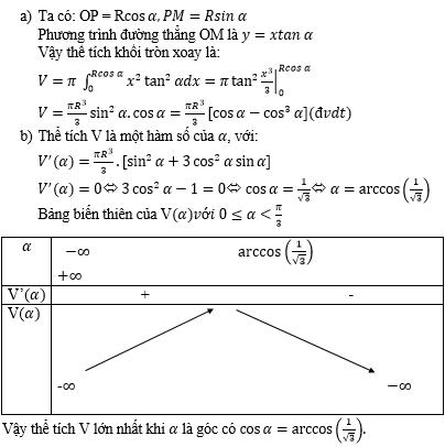 Giải bài 5 trang 121 sgk Giải tích 12 | Để học tốt Toán 12