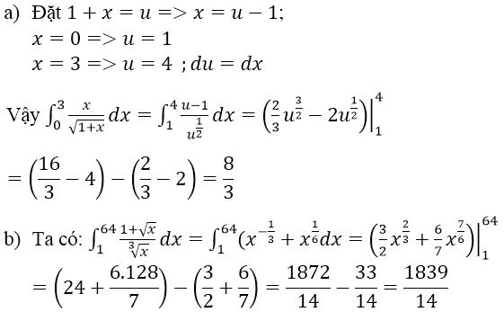 Giải bài 5 trang 127 sgk Giải tích 12 | Để học tốt Toán 12