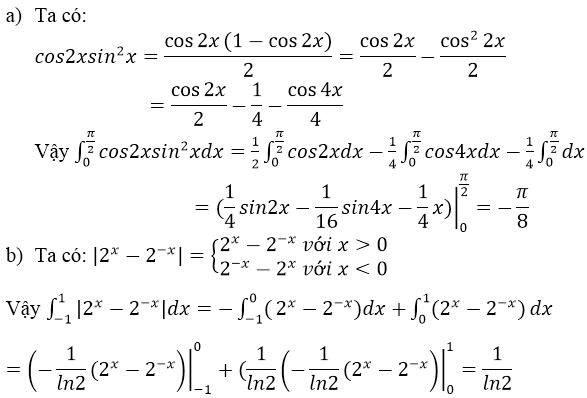 Giải bài 6 trang 127 sgk Giải tích 12 | Để học tốt Toán 12
