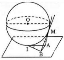 Giải bài 6 trang 49 sgk Hình học 12 | Để học tốt Toán 12