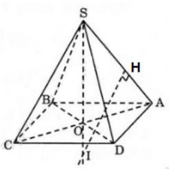 Giải bài 6 trang 50 sgk Hình học 12 | Để học tốt Toán 12