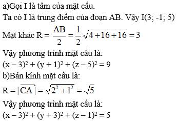 Giải bài 6 trang 68 sgk Hình học 12 | Để học tốt Toán 12