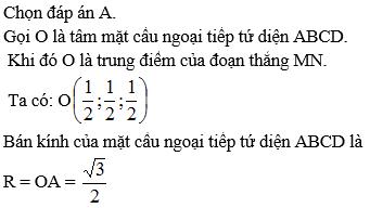 Giải bài 6 trang 95 sgk Hình học 12 | Để học tốt Toán 12