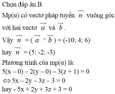 Giải bài 7 trang 95 sgk Hình học 12 | Để học tốt Toán 12