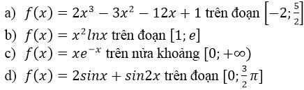 Giải bài 8 trang 147 sgk Giải tích 12 | Để học tốt Toán 12