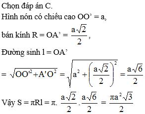 Giải bài 8 trang 52 sgk Hình học 12 | Để học tốt Toán 12