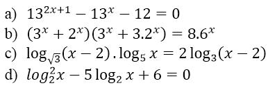 Giải bài 9 trang 147 sgk Giải tích 12 | Để học tốt Toán 12