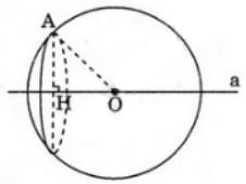 Giải bài 9 trang 49 sgk Hình học 12 | Để học tốt Toán 12