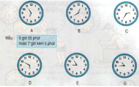Giải bài 1 trang 15 sgk Toán 3 | Để học tốt Toán 3
