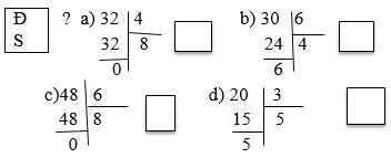 Giải bài 2 trang 30 sgk Toán 3 | Để học tốt Toán 3