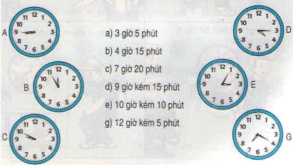 Giải bài 3 trang 15 sgk Toán 3 | Để học tốt Toán 3