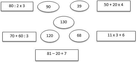 Giải bài 4 trang 81 sgk Toán 3 | Để học tốt Toán 3