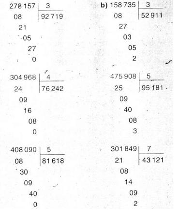Giải bài 1 trang 77 sgk Toán 4   Để học tốt Toán 4