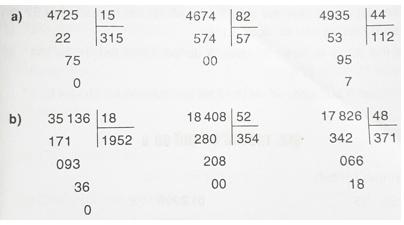 Giải bài 1 trang 84 sgk Toán 4 (Luyện tập) | Để học tốt Toán 4
