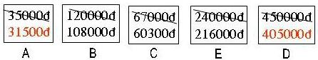 Giải bài 124 trang 53 SGK Toán 6 Tập 2 | Giải toán lớp 6