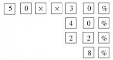 Giải bài 167 trang 65 SGK Toán 6 Tập 2 | Giải toán lớp 6