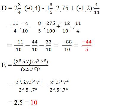 Giải bài 171 trang 67 SGK Toán 6 Tập 2   Giải toán lớp 6
