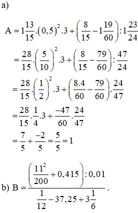 Bài 176 trang 67 SGK Toán 6 Tập 2 | Giải bài tập Toán lớp 6 hay nhất