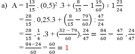 Giải bài 176 trang 67 SGK Toán 6 Tập 2   Giải toán lớp 6