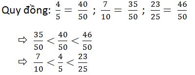 Giải bài 39 trang 24 SGK Toán 6 Tập 2 | Giải toán lớp 6