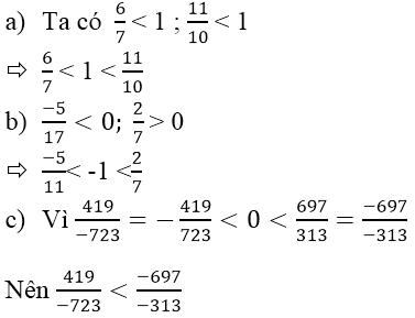 Giải bài 41 trang 24 SGK Toán 6 Tập 2 | Giải toán lớp 6