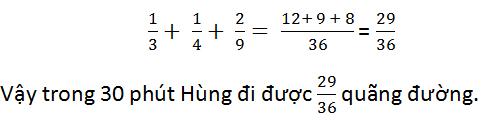 Giải bài 49 trang 29 SGK Toán 6 Tập 2 | Giải toán lớp 6