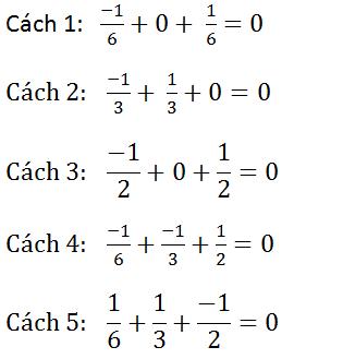 Giải bài 51 trang 29 SGK Toán 6 Tập 2 | Giải toán lớp 6