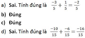 Giải bài 54 trang 30 SGK Toán 6 Tập 2 | Giải toán lớp 6