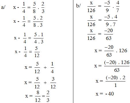 Giải bà i 71 trang 37 SGK Toán 6 Tập 2   Giải toán lớp 6