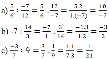 Giải bài tập Toán 6   Giải toán lớp 6