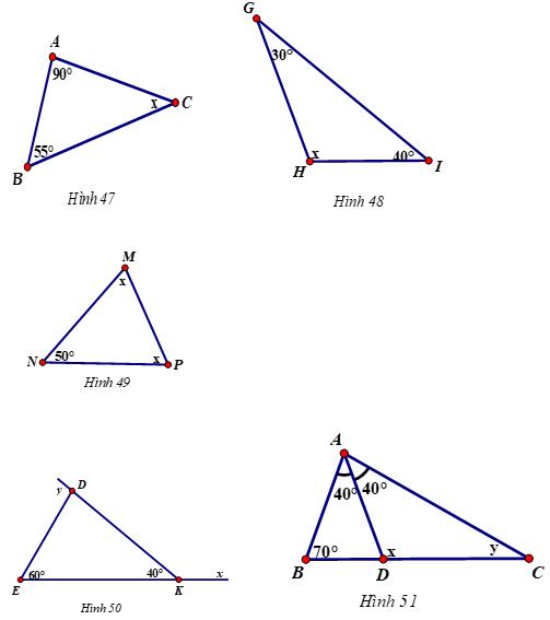 Bài 1 trang 107 Toán 7 Tập 1 | Giải bài tập Toán 7 và Để học tốt Toán 7 hay  nhất tại VietJack