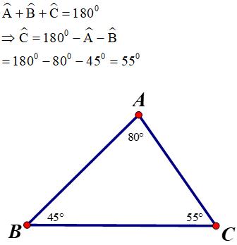 Giải bài 2 trang 55 SGK Toán 7 Tập 2 | Giải toán lớp 7