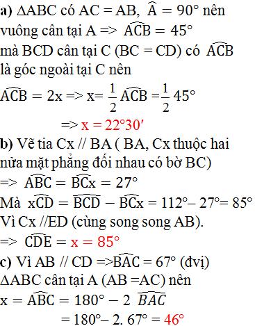 Giải bài 5 trang 91 SGK Toán 7 Tập 2 | Giải toán lớp 7