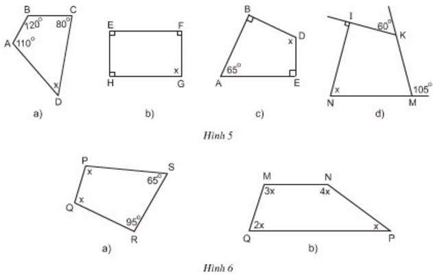 Giải bài 1 trang 66 Toán 8 Tập 1 | Giải bài tập Toán 8