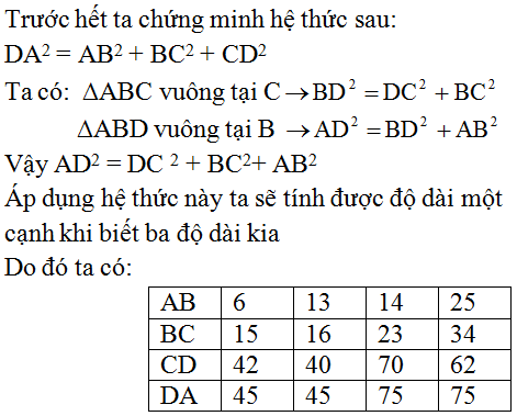 Giải bài 12 trang 104 SGK Toán 8 Tập 2 | Giải toán lớp 8