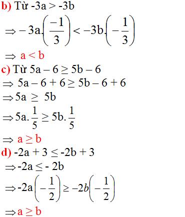 Giải bài 13 trang 40 SGK Toán 8 Tập 2   Giải toán lớp 8