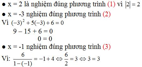Giải bài 14 trang 13 SGK Toán 8 Tập 2   Giải toán lớp 8