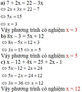 Giải bài 17 trang 14 SGK Toán 8 Tập 2 | Giải toán lớp 8