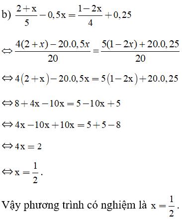 Giải bài 18 trang 14 SGK Toán 8 Tập 2 | Giải toán lớp 8