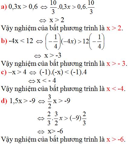 Giải bài 20 trang 47 SGK Toán 8 Tập 2 | Giải toán lớp 8