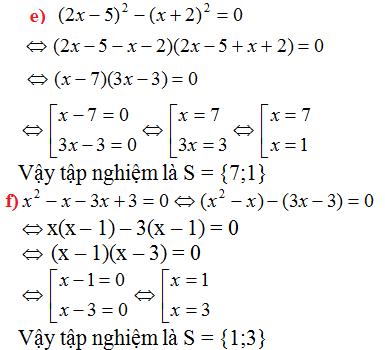Giải bài 22 trang 17 SGK Toán 8 Tập 2 | Giải toán lớp 8