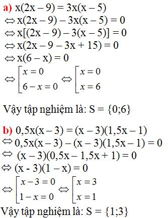 Giải bài 23 trang 17 SGK Toán 8 Tập 2 | Giải toán lớp 8