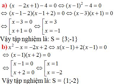 Giải bài 24 trang 17 SGK Toán 8 Tập 2 | Giải toán lớp 8