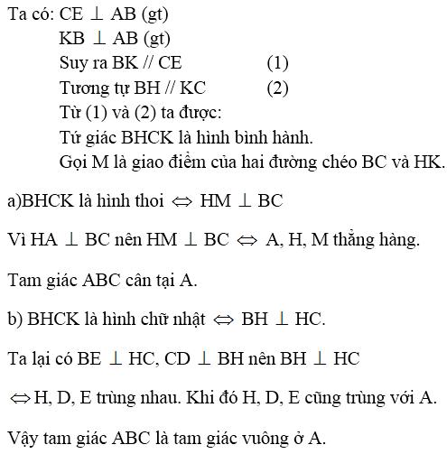 Giải bài 3 trang 131 SGK Toán 8 Tập 2 | Giải toán lớp 8